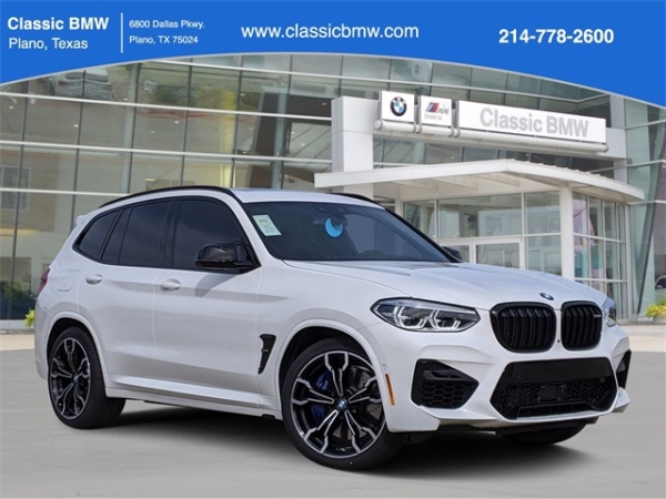 2020 BMW X3 M in Plano, TX