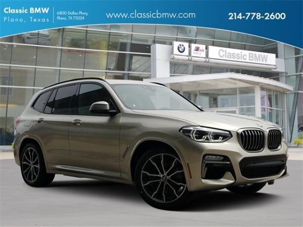 2019 BMW X3 M40i
