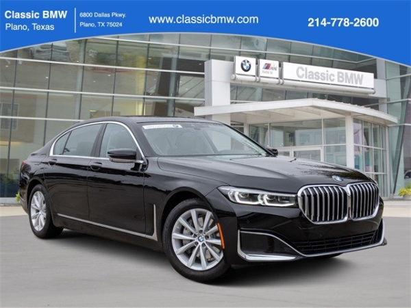 2020 BMW 7 Series in Plano, TX