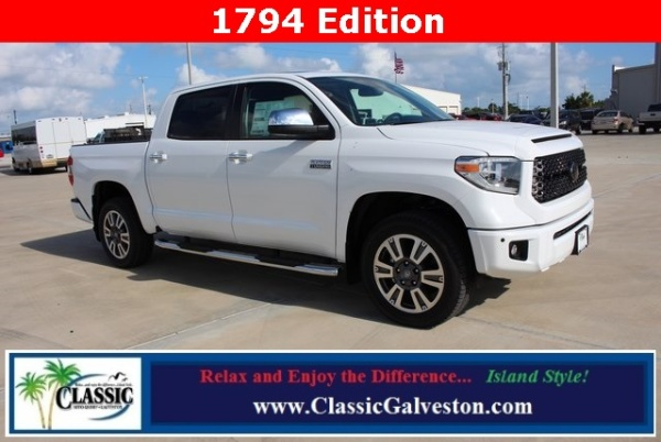 2020 Toyota Tundra in Galveston, TX
