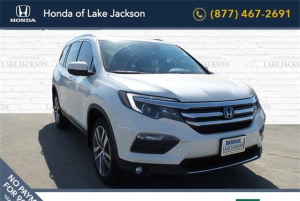 Honda Of Lake Jackson >> 2018 Honda Pilot Elite Awd For Sale In Lake Jackson Tx Truecar
