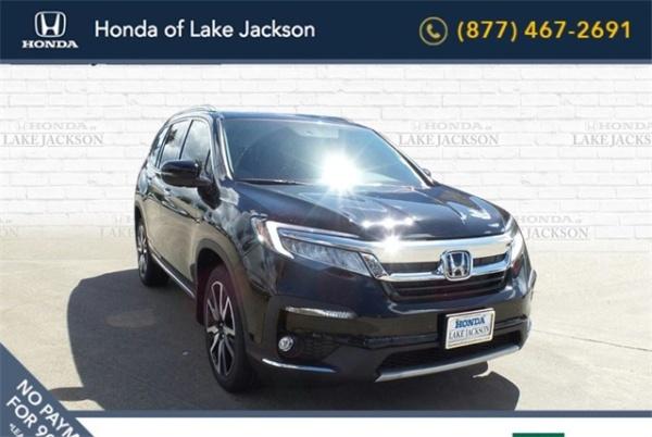 Honda Of Lake Jackson >> 2019 Honda Pilot Touring 7 Passenger Fwd For Sale In Lake Jackson