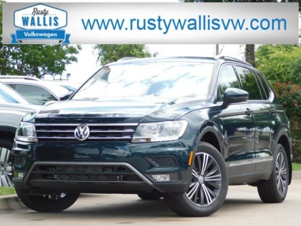 2019 Volkswagen Tiguan in Garland, TX