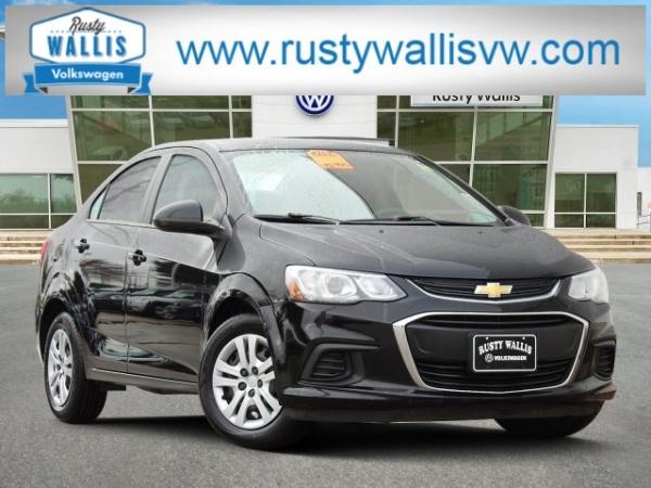 2018 Chevrolet Sonic in Garland, TX