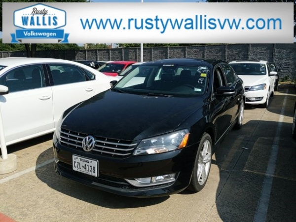 2014 Volkswagen Passat in Garland, TX