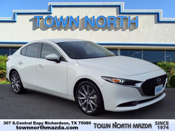 2019 Mazda Mazda3 in Richardson, TX
