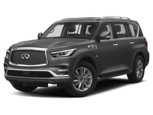 2020 INFINITI QX80 in Houston, TX