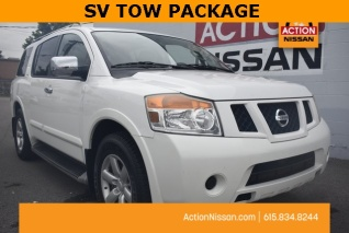 Used Nissan Armadas for Sale in Cookeville, TN | TrueCar