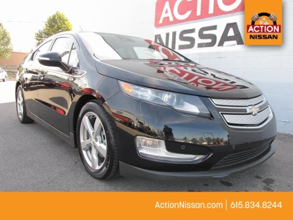 2013 Chevrolet Volt Hatch For Sale In Nashville Tn Truecar