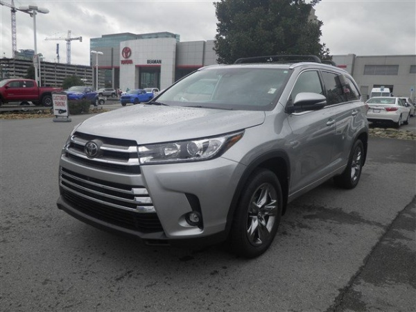 2019 Toyota Highlander in Nashville, TN