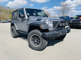 Jeeps For Sale In Tn >> Used Jeep Wrangler For Sale In Dayton Tn 299 Used