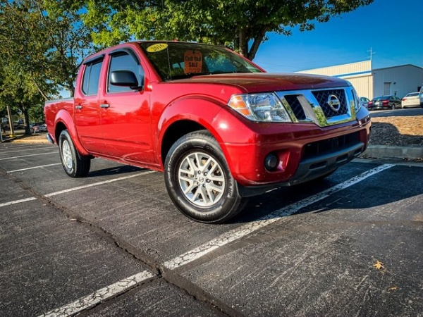 2016 Nissan Frontier in Cookeville, TN