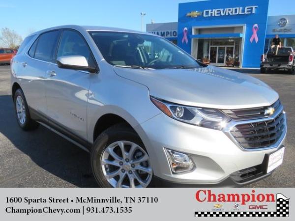 2020 Chevrolet Equinox in McMinnville, TN