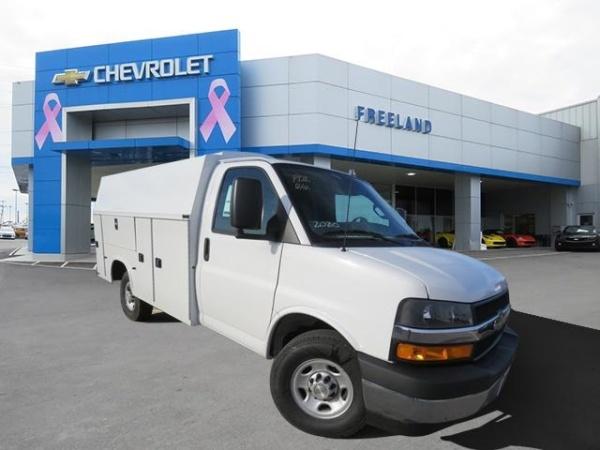 2020 Chevrolet Express Commercial Cutaway in Antioch, TN