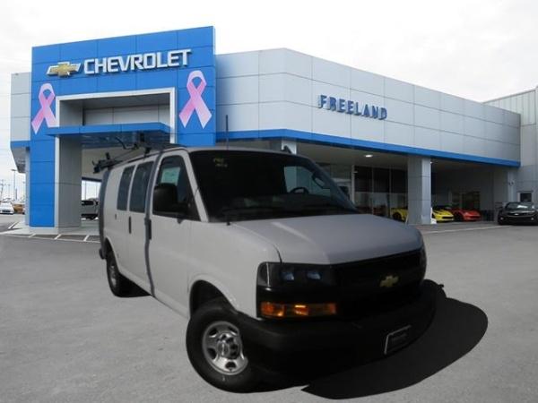 2020 Chevrolet Express Cargo Van in Antioch, TN