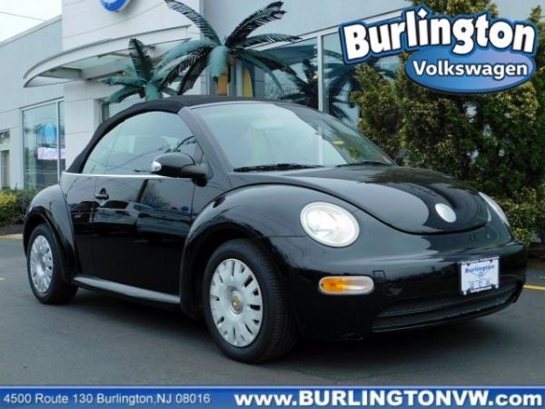 2004 volkswagen new beetle gl convertible manual
