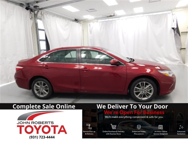2017 Toyota Camry in Manchester, TN