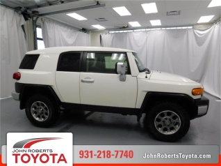 Used 2012 Toyota FJ Cruiser 4WD Automatic For Sale In Manchester, TN