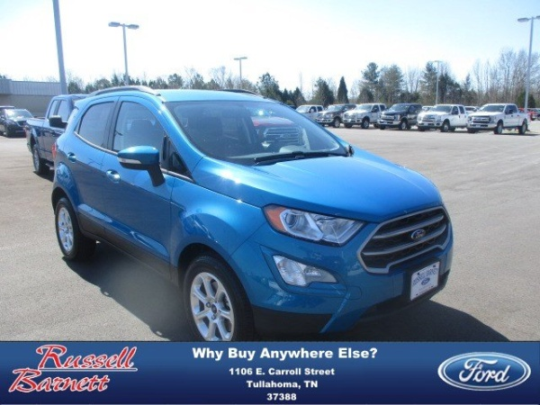 2019 Ford EcoSport in Tullahoma, TN