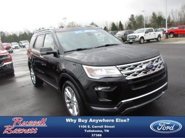 2019 Ford Explorer in Tullahoma, TN
