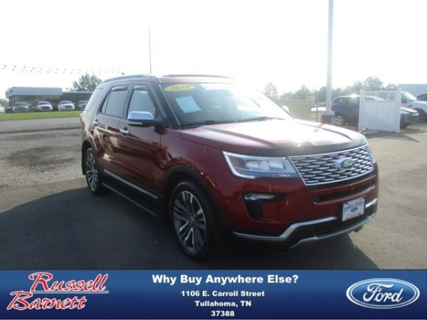 2018 Ford Explorer in Tullahoma, TN