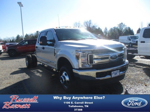 2019 Ford Super Duty F-350 Chassis Cab XLT