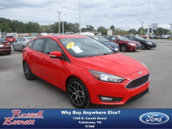 2017 Ford Focus in Tullahoma, TN