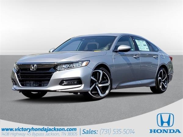 2019 Honda Accord in Jackson, TN