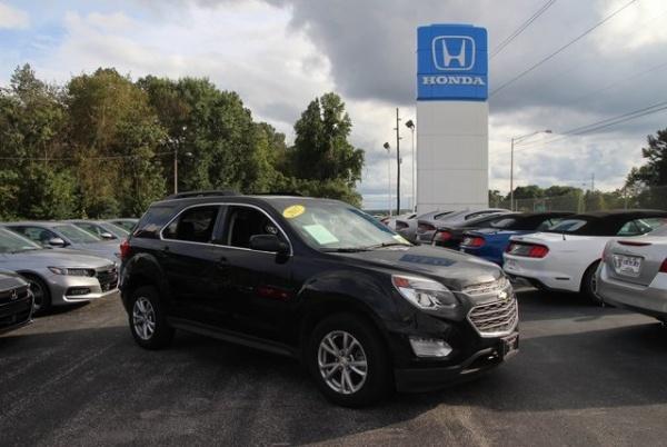 2017 Chevrolet Equinox in Jackson, TN