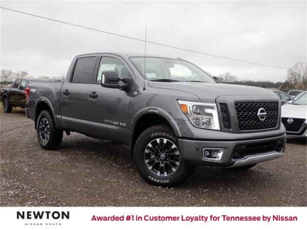 2019 Nissan Titan in Shelbyville, TN
