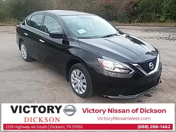 2019 Nissan Sentra in Dickson, TN