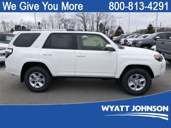 2020 Toyota 4Runner in Clarksville, TN