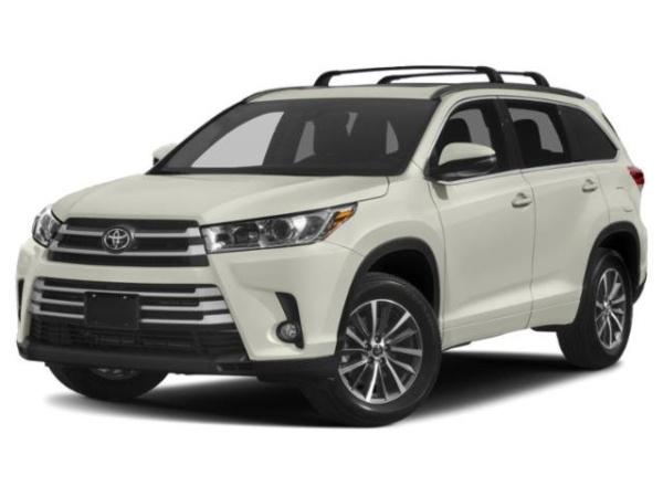 2019 Toyota Highlander in Loves Park, IL