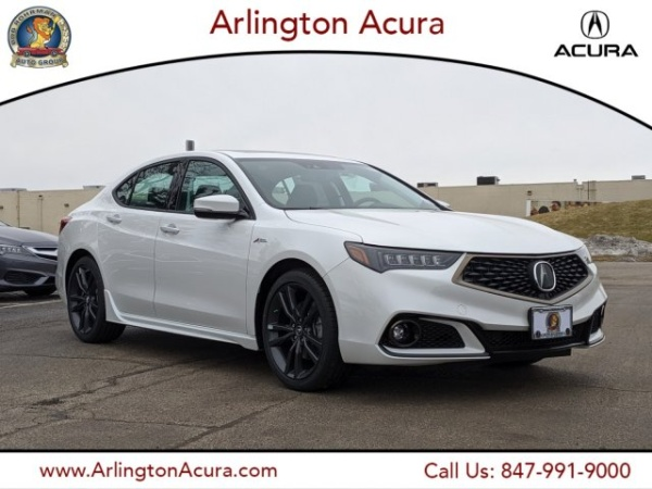 2020 Acura TLX in Palatine, IL