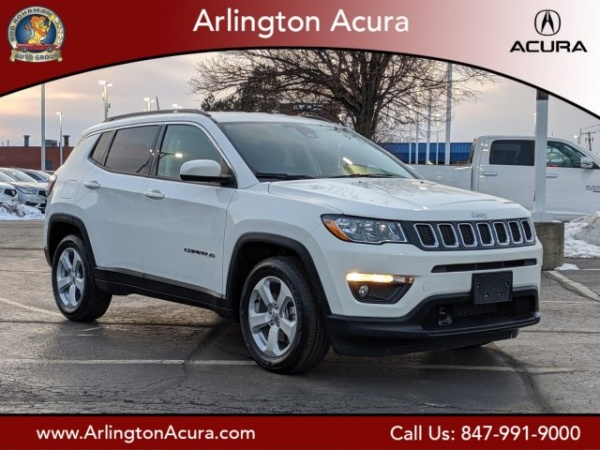 2019 Jeep Compass in Palatine, IL