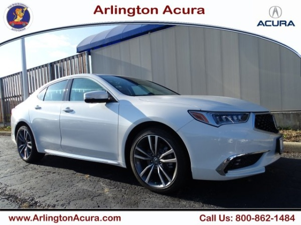 2019 Acura TLX 3.5L SH-AWD with Advance Package