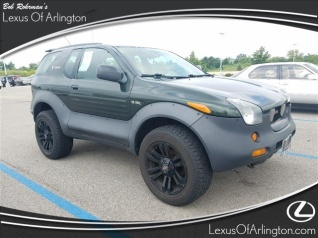 used isuzu vehicross for sale | search 2 used vehicross listings