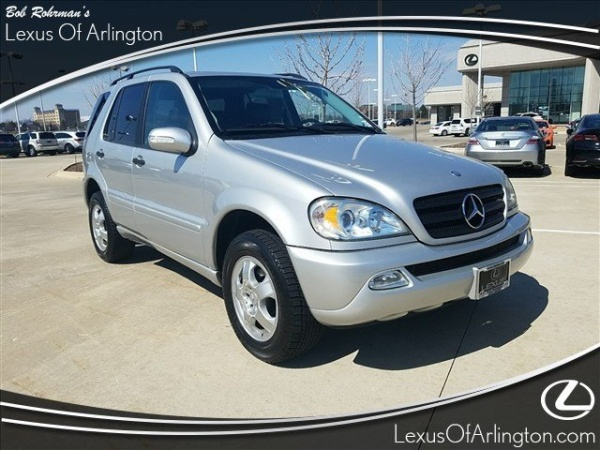 2003 Mercedes-Benz M-Class in Arlington Heights, IL
