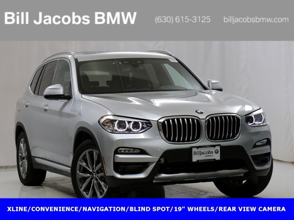 2019 BMW X3 in Naperville, IL