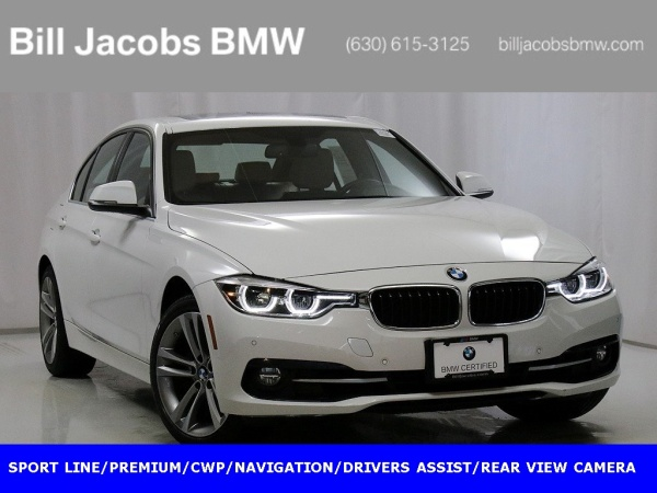 2017 BMW 3 Series in Naperville, IL
