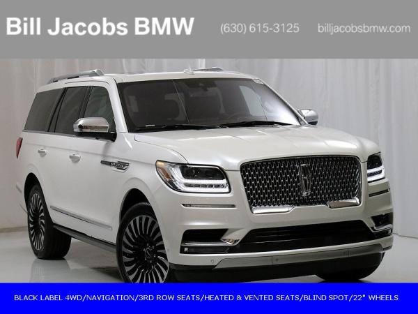 2018 Lincoln Navigator Black Label