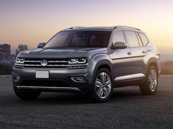 2019 Volkswagen Atlas V6 SEL