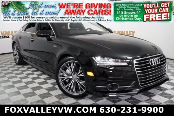 2018 Audi A7 in St Charles, IL