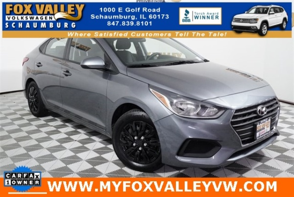2018 Hyundai Accent in Schaumburg, IL