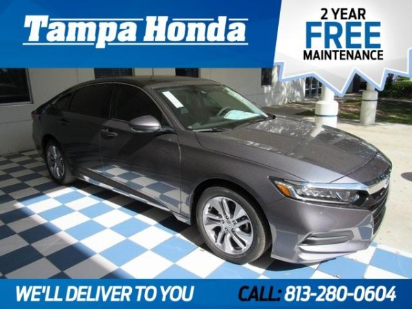 2019 Honda Accord in Tampa, FL