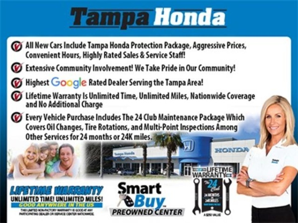 2020 Honda Accord in Tampa, FL