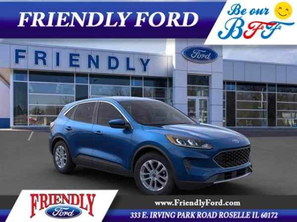2020 Ford Escape in Roselle, IL