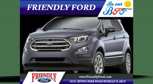 2020 Ford EcoSport in Roselle, IL