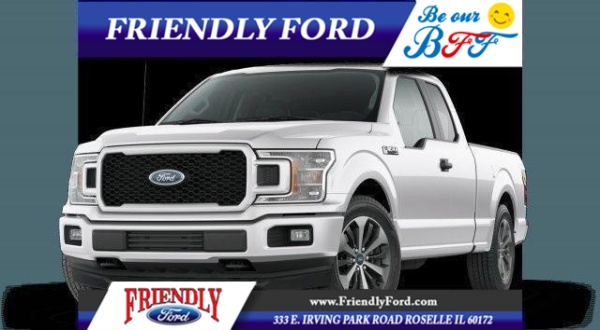 2019 Ford F-150 in Roselle, IL