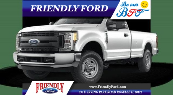 2019 Ford Super Duty F-250 in Roselle, IL